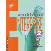 Curs limba engleză Enterprise 2 Caietul elevului ( Editura: Express Publishing, Autor: Virginia Evans, Jenny Dooley ISBN 9781842161074 )
