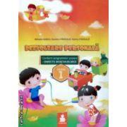 Dezvoltare personala : Clasa I ( editura : Euristica , autori : Mihaela Sandu , Dumitru Paraiala , Viorica Paraiala ISBN 9789737819710 )