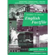 English Factfile activity book 6