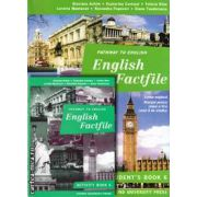 PROMOTIE : English Factfile Student ' s book + Activity book clasa a 6 a ( editura : Oxford University Press , autori : Alavina Achim , Ecaterina Comisel , Loretta Mastacan )