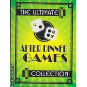 The ultimate after dinner games collection ( Editura : Lagoon Books  , Autor : Jenny Lynch ISBN 1-902813-28-6 )