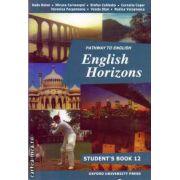 English Horizons student's book clasa a 12 a