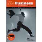 The Business Pre - Intermediate Student ' s Book with DVD - Rom, Interactive Workbook Business Dilemmas & Video ( editura: Macmillan, autori: Karen Richardson, Marie Kavanagh & Paul Emmerson ISBN 978-0-230-02156-3 )