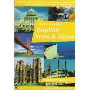 English News & Views student ' s book clasa a 11 - a ( editura : Oxford University Press , ISBN 0-19-312126-3 )