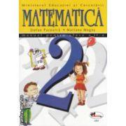 Matematica manual pentru clasa a II - a ( editura : Aramis , autori : Stefan Pacearca , Mariana Mogos ISBN 973-679-085-1 )