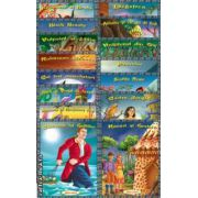 Pachet 15 carti cu Povesti Ilustrate