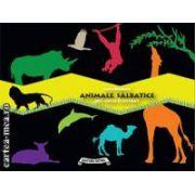 Animale salbatice - Mic ghid ilustrat ( editura : Astro , autor : Radulescu Laura , ISBN 978-606-8148-44-1 )
