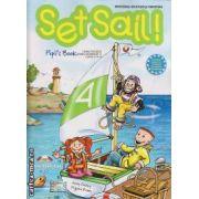 Set Sail 4 Pupil ' s book  - Manual pentru clasa a IV-a