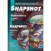 PROMOTIE : Snapshot Elementary Student ' s book + Workbook ( editura : Longman , autori :  Brian Abbs , Ingrid Freebairn , Chris Barker )