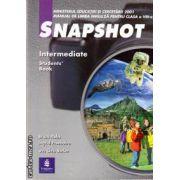 Snapshot Intermediate manual pentru clasa a VIII-a(editura Longman, autori: BRIAN ABBS, INGRID FREEBAIRN, CHRIS BARKER isbn: 0-582-51828-8)