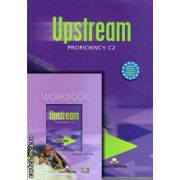 PROMOTIE : Upstream Proficiency C2 Student ' s Book + Workbook ( editura : Express Publishing , autori : Virginia Evans , Jenny Dooley )