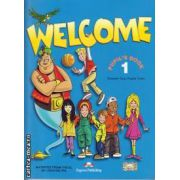 Welcome 1 - Pupil 's Book
