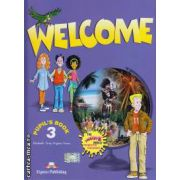 Welcome 3 Pupil ' s Book