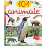 101 animale ( editura : Flamingo GD , autor : Lieve Boumans ISBN 978-973-7948-89-2 )