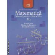 Matematica - manual pentru clasa a XI - a M1 ( editura: Art, autori: Marcel Tena, Mariana Andronache ISBN 978-973-124-537-9 )