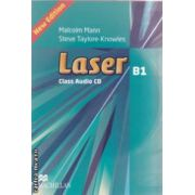 Laser B1 Class Audio CD ( editura: Macmillan, autori: Malcolm Mann, Steve Taylore - Knowles ISBN 978-0-230-43361-8 )
