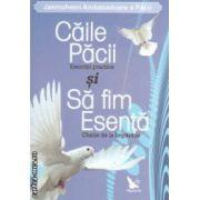 Caile Pacii : exercitii practice si Sa fim Esenta : cheile de la imparatie ( editura : For You , autor : Jasmuheen , trad . Carmen Tertiu ISBN 978-606-639-043-9 )