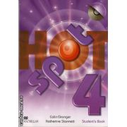 Hot Spot 4 - Student ' s Book + CD ( Autor: Colin Granger, Katherine Stannett, editura: Macmillan, ISBN: 978-0-230-72377-1 )