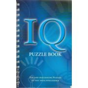 IQ puzzle  book ( Editura : Parragon , ISBN 1-40545-438-5 )