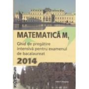 Matematica M1 : ghid de pregatire intensiva pentru examenul de bacalaureat 2014 ( editura : Nomina , coord . : Dan Ion ISBN 978-606-535-568-2 )