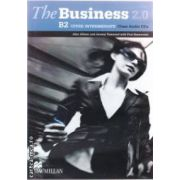 The Business 2. 0 B2 Upper Intermediate Class Audio CDs ( editura: Macmillan, autori: John Alison, Jeremy Townend, Paul Emmerson ISBN 978-0-230-43801-9 )