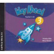 Way Ahead 3 Teacher ' s CD ( editura: Macmillan, autori: Printha Ellis, Mary Bowen ISBN 978-0-230-03995-7 )
