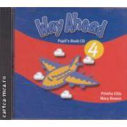 Way Ahead Pupil ' s Book 4 CD ( editura: Macmillan, autori: Printha Ellis, Mary Bowen ISBN 978-0-230-03997-1 )