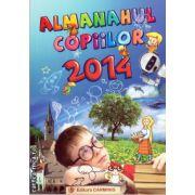 Almanahul copiilor 2014 ( editura : Carminis , autor : Carmen Iordachescu , ISBN 1221-7484 )