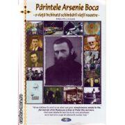 Parintele Arsenie Boca - o viata inchinta schimbarii vietii noastre ( editura: Agaton, autor: Corlean Natalia, ISBN 978-973-1981-44-4 )