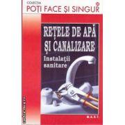 Retele de apa si canalizare : instalatii sanitare ( editura : M.A.S.T. , autor : inginer Nicu Ploaie , biolog Ana Lizeanu , ISBN : 978-973-1822-97-6 )