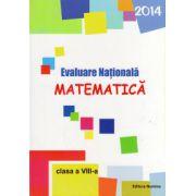 Matematica - evaluare nationala clasa a VIII - a ( editura: Nomina, autor: Ana Alexandrescu, Georgeta Alexandrescu, Aurelian Andreicut, ISBN 978-606-535-563-7 )