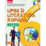 Limba si literatura romana - standard : clasa a VI - a (Editura : Paralela 45 , autor : Anca Davidoiu - Roman , Mihaela Dobos , Luminita Paraipan , Dumitrita - Stoica , ISBN