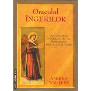 Oracolul ingerilor ( editura : Pronia International , autor : Ambika Wauters , ISBN 9789730056129 )