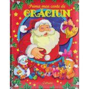 Prima mea carte de Craciun ( editura : Crisan , autor