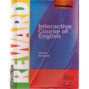 Reward Intermediate Interactive Course of English ( editura: Macmillan, autor: Simon Greenall, ISBN 978-1-405-01046-7