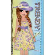 Trendy model girl - Cleo ( editura : Girasol , ISBN 978-606-525-516-6 )