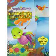 Alegem si pictam, cu Broscut ne distram ( editura : Eduard , ISBN 9786065712232 )