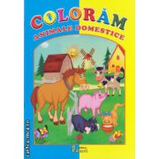 Coloram animale domestice ( editura : Eduard , ISBN 978-606-571-148-8 )