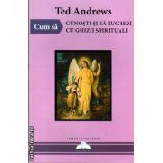 Cum sa cunosti si sa lucrezi cu ghizii spirituali ( editura : Agni Mundi , autor : Ted Andrews , ISBN 978-606-93470-6-5 )