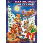 Mos Craciun in padure ( editura : Stefan , autor : Anghelina Jekova , ISBN 978-973-118-049-6 )
