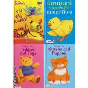 Pachet  4 carti pentru copii in limba engleza (A)