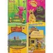 Pachet 4 carti pentru copii in limba engleza (B)
