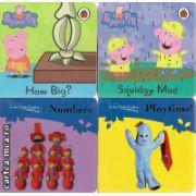 Pachet 4 carti pentru copii in limba engleza (E)