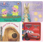 Pachet 4 carti pentru copii in limba engleza (H)
