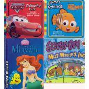Pachet 4 carti pentru copii in limba engleza (I)