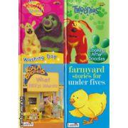 Pachet 4 carti pentru copii in limba engleza (K)