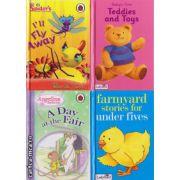 Pachet 4 carti pentru copii in limba engleza (L)