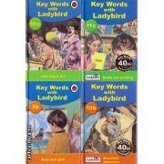 Pachet 4 carti pentru copii in limba engleza (M)