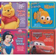 Pachet 4 carti pentru copii in limba engleza (N)