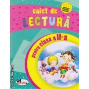 Caiet de lectura pentru clasa a II -a ( editura: Aramis, ISBN 9789736799914 1)